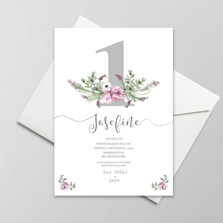 børnefødselsdag invitationer