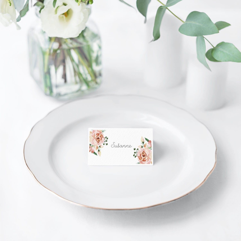 Palerose bordkort