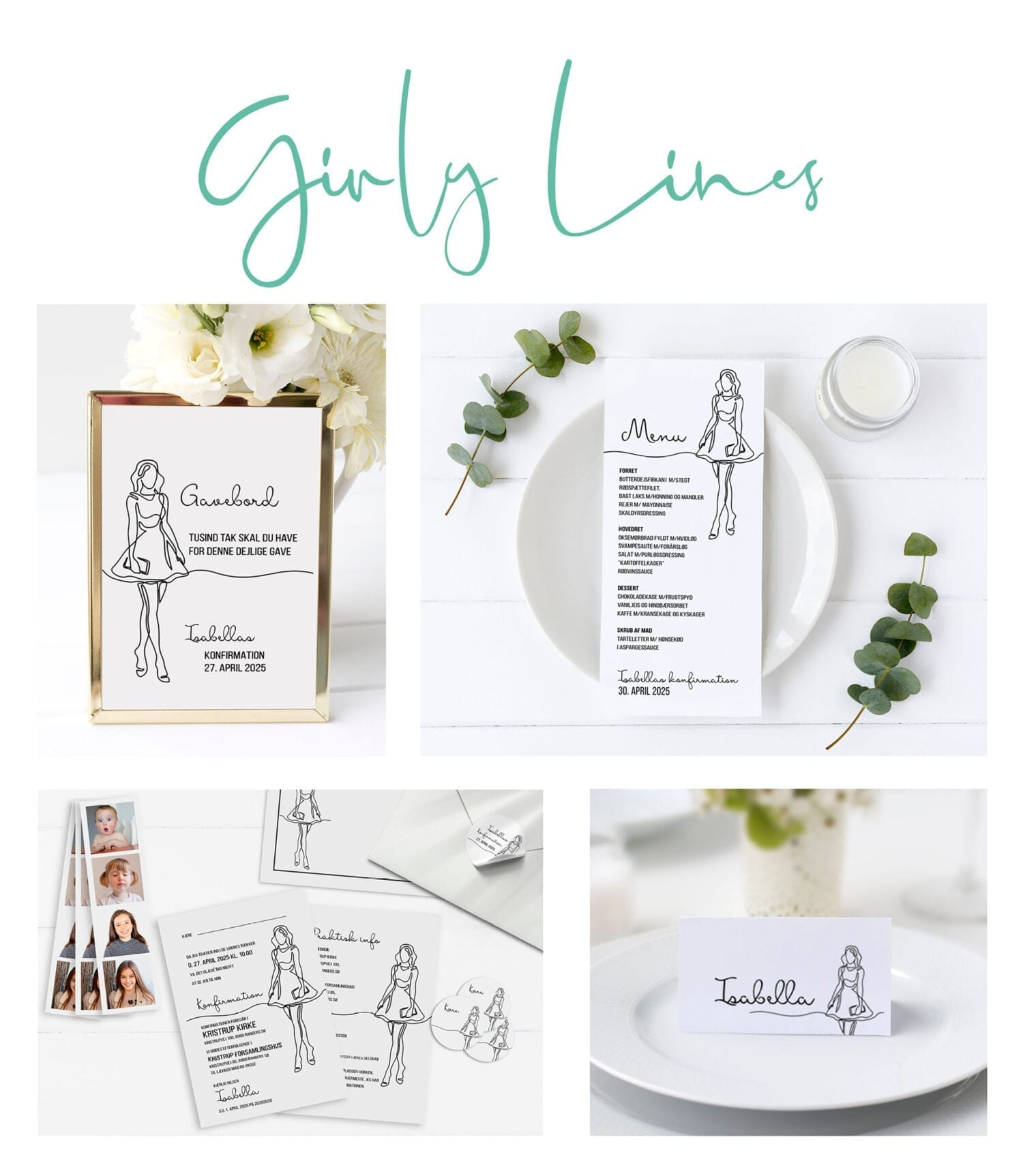 Girly Lines