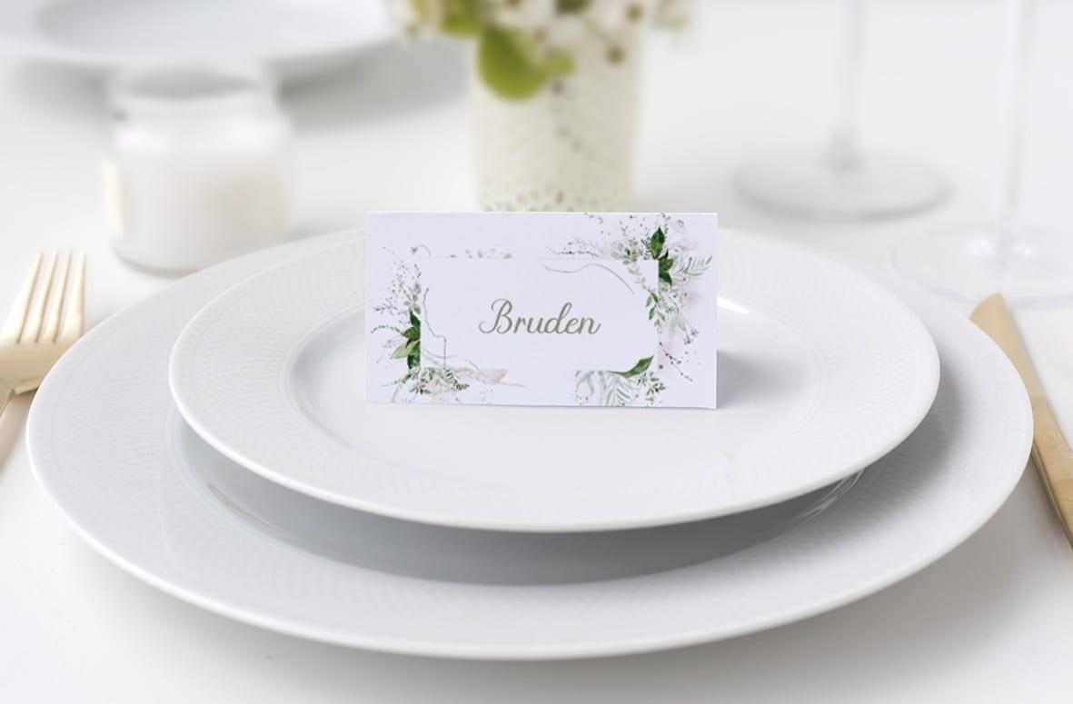 bordkort natur