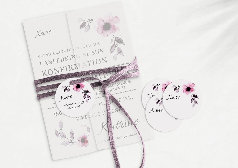 Always Pink, konfirmation, manillamærker