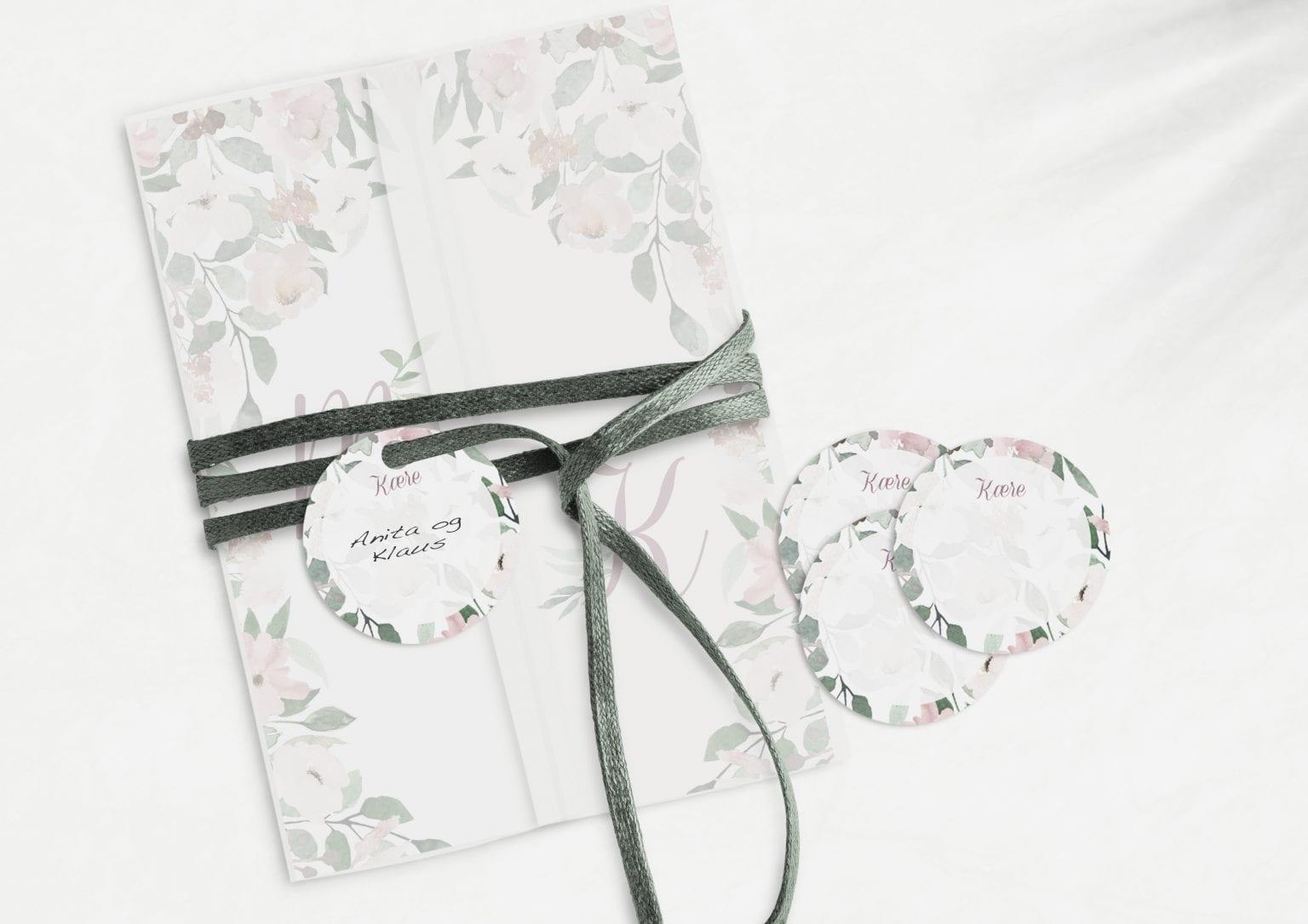 Blush Blossom, manillamærke, bryllup