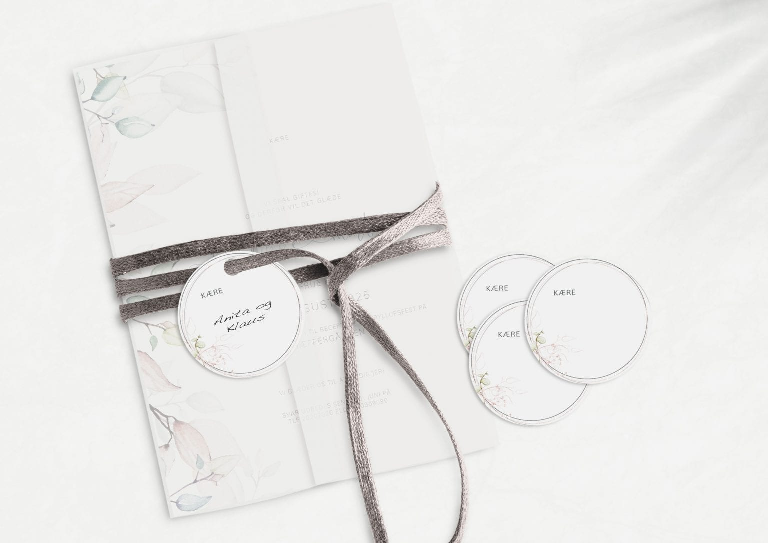 Soft Sage, manillamærke, bryllup